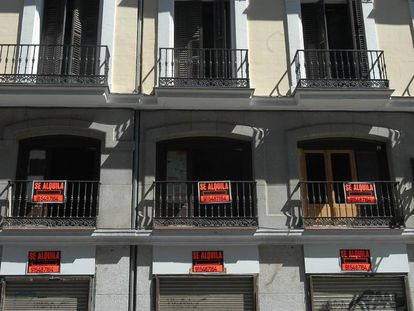 Madrid is moving against unlicensed holiday rentals.