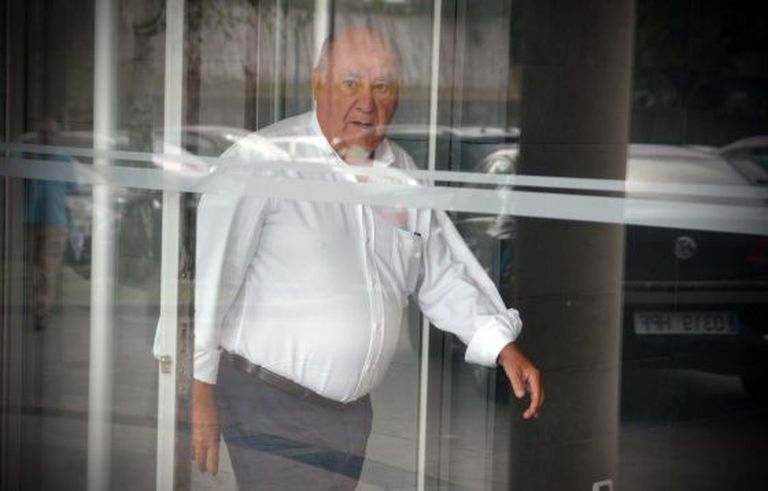 Amancio Ortega, owner of Inditex