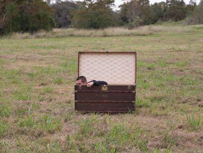 Boxed in: Josh Brolin in Spike Lee's Oldboy.