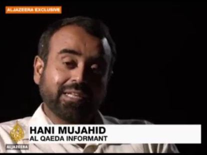 Hani Muhammad Mujahid gives details about the 2007 attack in Yemen. / El País Live