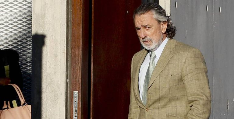 Francisco Correa at the High Court.
