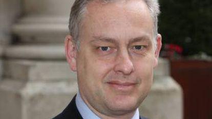 British ambassador to Spain Simon Manley.