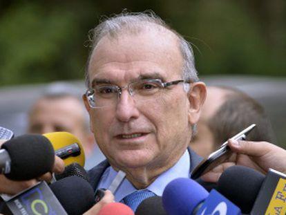 Government negotiator Humberto de la Calle.