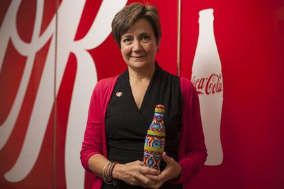 Vivian Alegría, head of the Mexico Coca-Cola Foundation.