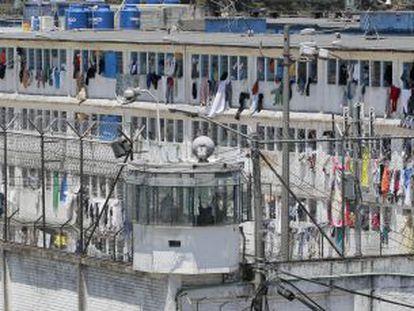 La Modelo de Bogota prison.