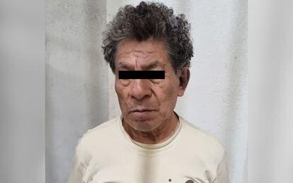 Andrés 'N', 72, was arrested on suspicion of killing several women.