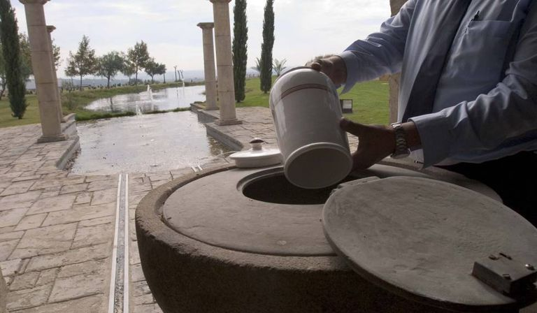 More than a third of funerals in Spain in 2015 were cremations.