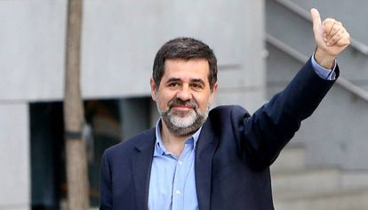 Catalan independence leader Jordi Sànchez will not run for the premiership.
