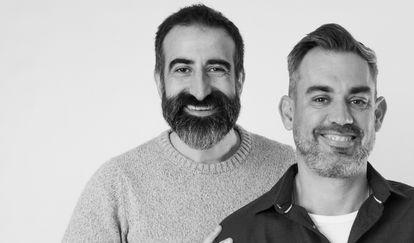 Joel Cuscó and Joan Bartra, co-founders of Banbaloo.
