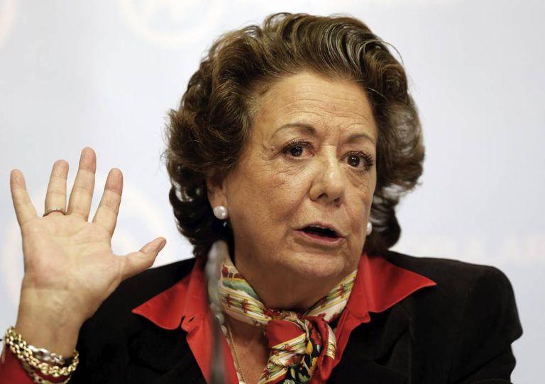 Former Valencia mayor Rita Barberá is under scrutiny over illegal funding.