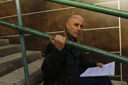 Manuel, a former security guard, went without pay for six months.