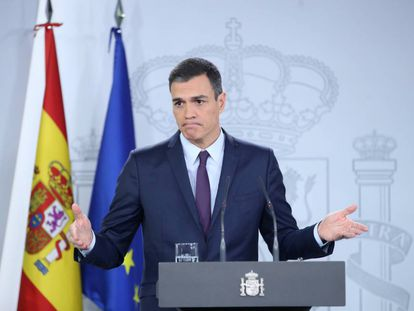 Spanish Prime Minister Pedro Sánchez announces snap elections on Friday morning.
