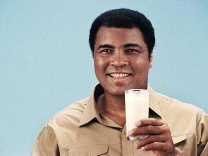 Few people would disagree that Muhammed Ali was 'la leche'.