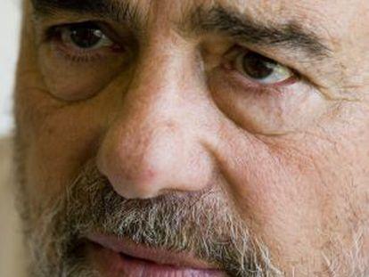 Actor Juan Luis Galiardo, who has died aged 72.
