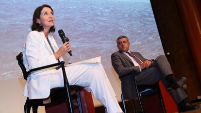 Spain's Tourism Minister Reyes Maroto and the Secretary General of the  World Tourism Organization, Zurab Pololikashvili, recently visited the Canary Islands to meet with industry leaders.