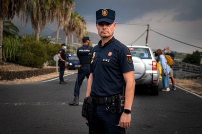 Chief inspector in the National Police, Pedro Cuesta.