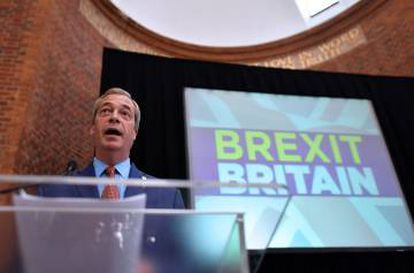 Nigel Farage, who resigned as leader of the UK Independence Party (UKIP) on Monday, was a big Brexit campaigner.