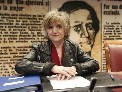 Spanish Health Minister María Luisa Carcedo.