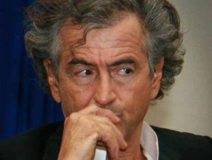 Bernard-Henri Lévy.