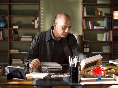 A scene from Pedro Almodóvar's new movie, 'Julieta.'