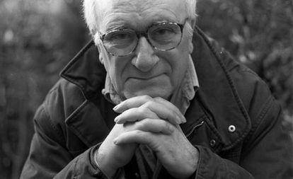 Vicente Aranda in 1998.
