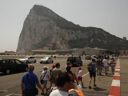 Gibraltar is a flashpoint in Spain–UK relations.