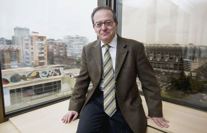 FROB director general Antonio Carrascosa.