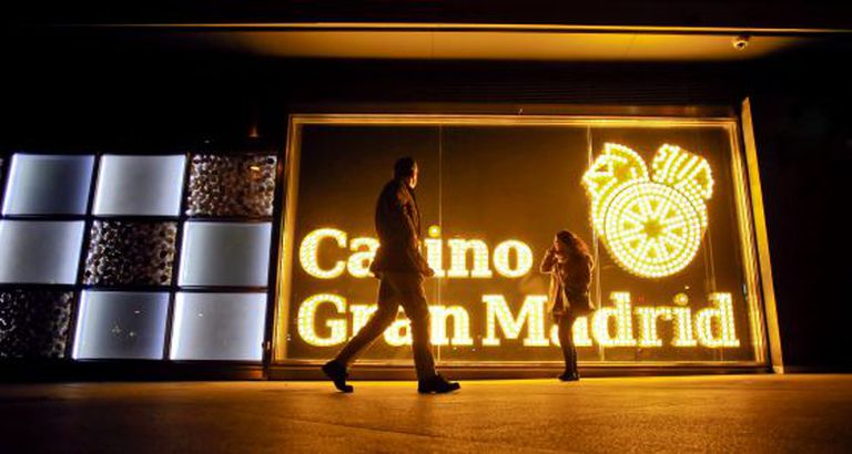 The Gran Casino Madrid-Colón, on Paseo de Recoletos.