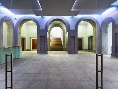 Évora's new art center is housed in a 16th-century palace.