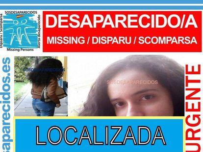 Patricia Aguilar has been found.