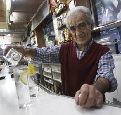 Former owner Casto Herrezuelo.