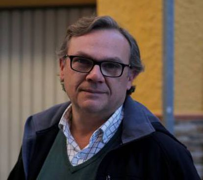 Engineer Angel Garcia Vidal.