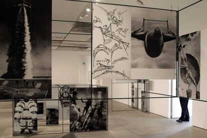 'Man, Machine and Motion' (1955) at the Reina Sofía retrospective.