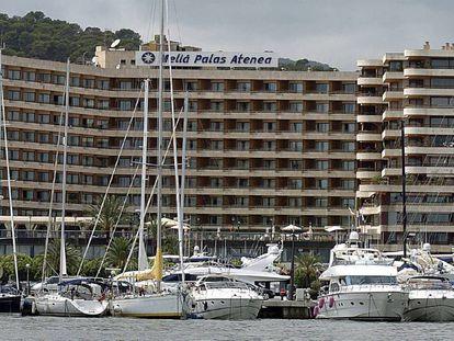 Hotel Meliá Palas Atenea in Palma de Mallorca.
