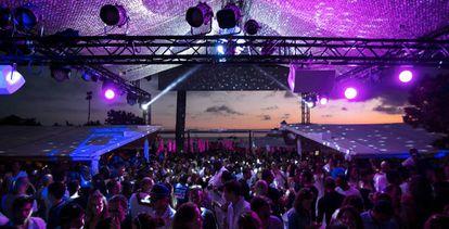 Blue Marlin Ibiza in Sant Josep de sa Talaia