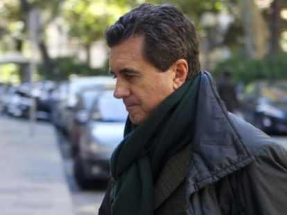 Former Balearics premier Jaume Matas wants a reduction on future convictions.