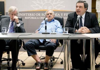 Uruguayan President José Mujica, at a recent official event.
