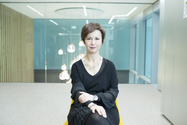 Mariangela Marseglia, country manager for Italy and Spain at Amazon, in a photo provided by the company.