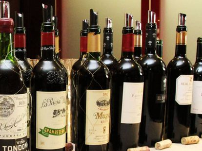 La Rioja is the largest of the European wine-exporting regions in terms of volume shipped to the UK.