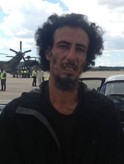 Karim Abdeselam Mohamed was arrested for recruiting suicide bombers in Ceuta.