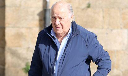 Inditex founder Amancio Ortega in 2018.