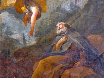 The Ecstasy of Saint Anthony Abbott.