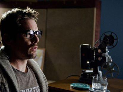 Ethan Hawke in horror tale 'Sinister.'