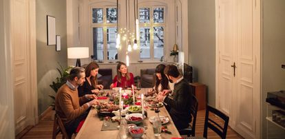Christmas gatherings will be significantly smaller for many Catalans this year.