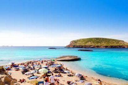Cala Conta, Sant Josep de Sa Talaia, Ibiza.
