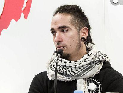 Rodrigo Lanza, the alleged attacker, in 2014.