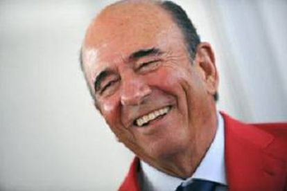 Emilio Botín, the late chairman of the Botín Foundation and sponsor of the project.