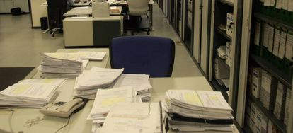 Alicante provincial authority maintains absenteeism rates are in the 5% range.