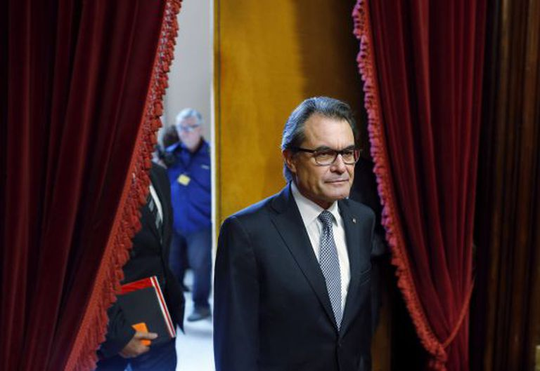 Catalan leader Artur Mas is taking his independence bid to the polls on September 27.