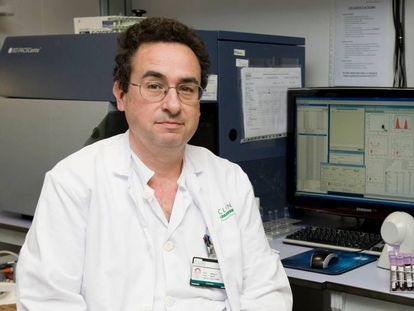 Manel Juan, the head of the immunology department at Clìnic Hospital in Barcelona.